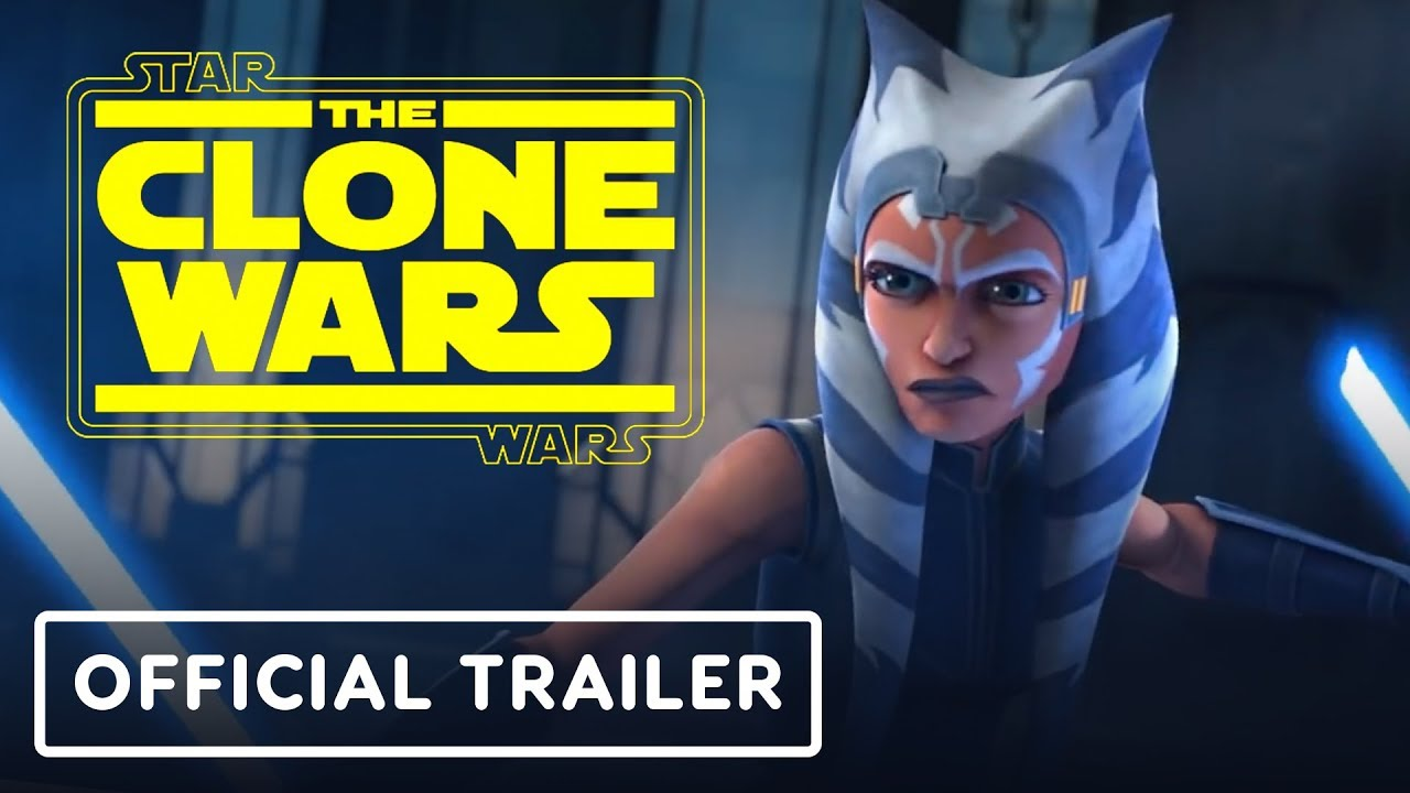 Ahsoka Tano Strikes Back in the New Trailer for Star Wars: The Clone Wars – The Final Season