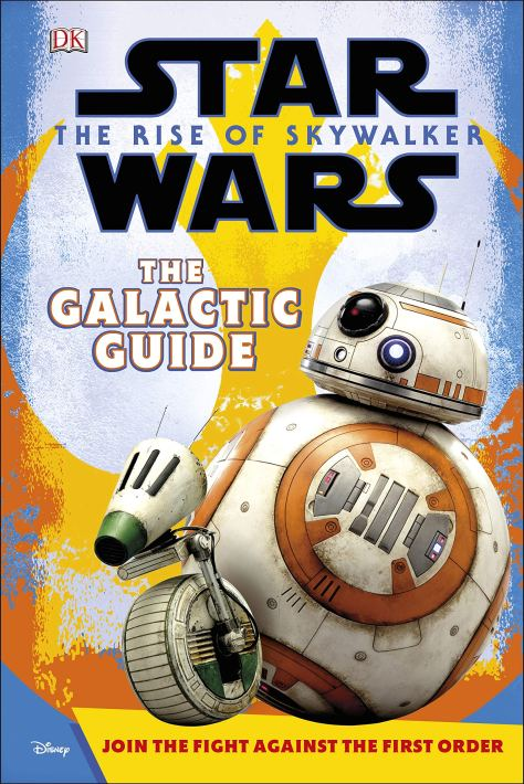 Star Wars The Rise Of Skywalker The Galactic Guide Cover