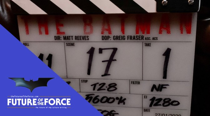 The Batman | Matt Reeves Celebrates Day One of Filming