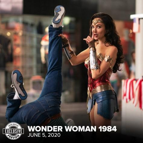 Wonder Woman 1984 Fandango Preview