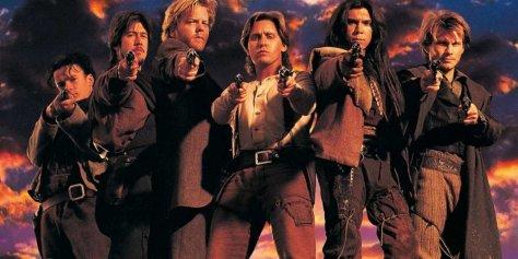 Young Guns 2 Poster