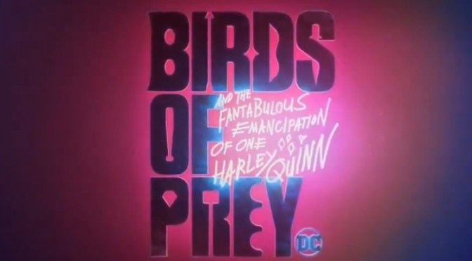 Birds of Prey New Trailer