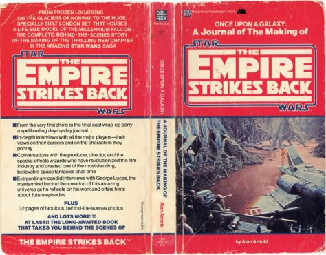 Once Upon a Galaxy: A Journal of the Making of 'The Empire Strikes Back