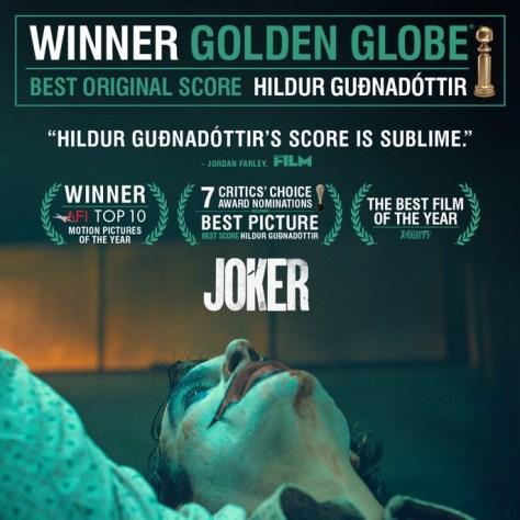 Golden Globes Hildur Gudnadottir