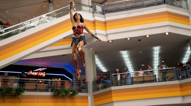 Warner Bros Unveils Glorious Images From Wonder Woman 1984