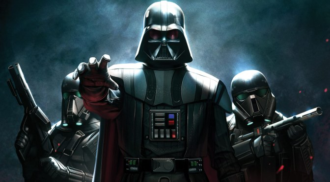 Star Wars Reveals A Preview of Marvel's Darth Vader #1