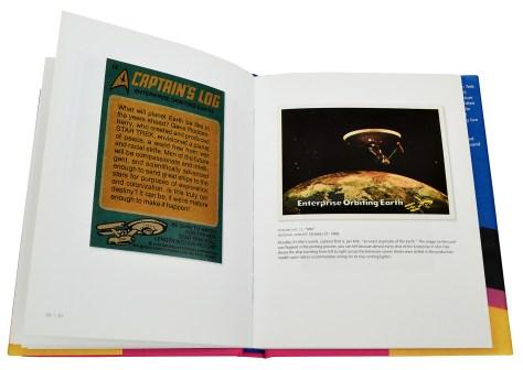 Star Trek: The Original Topps Trading Cards Series Captains Log