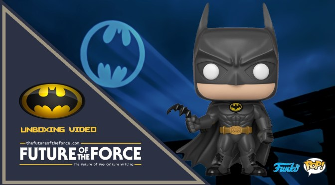 FOTF TV | Funko POP! Heroes Batman 1989 (80th Anniversary Edition) UNBOXING VIDEO