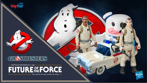 Hasbro Ghostbusters Toy Fair 2020 Preview (Information and Images Revealed)