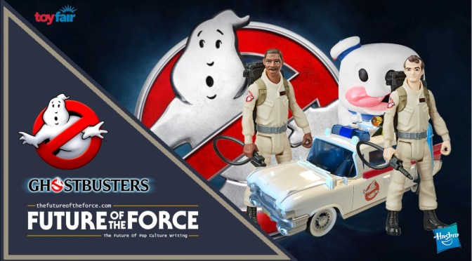 UPDATED | Hasbro Ghostbusters Toy Fair 2020 Preview (Information and Images Revealed)