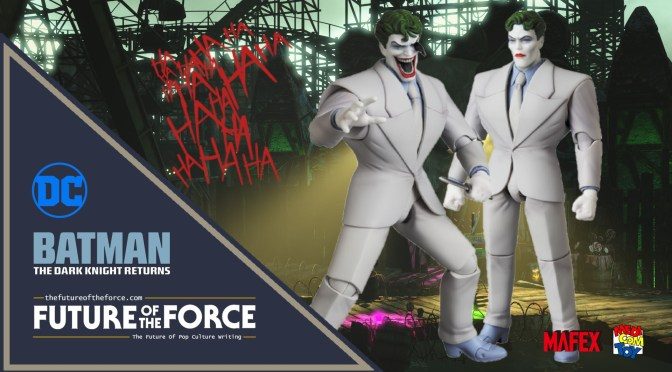 First Look | The Joker 'The Dark Knight Returns' Medicom MAFEX