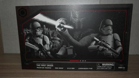 Black Series Review   Star Wars: Galaxy's Edge First Order Pack (EXCLUSIVE)