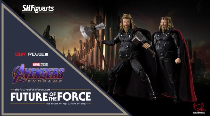 S.H. Figuarts Review Thor (Avengers: Endgame) (Bandai Premium)