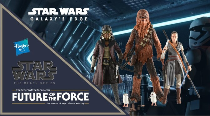 Black Series Review | Star Wars: Galaxy's Edge Smuggler's Run Pack (EXCLUSIVE)