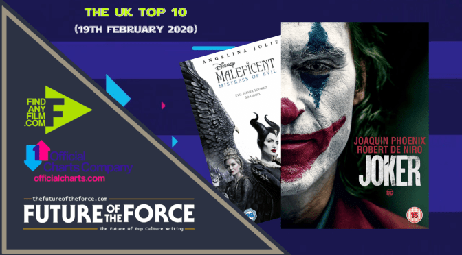 The Official Film Chart | The UK Top Ten (19th February)