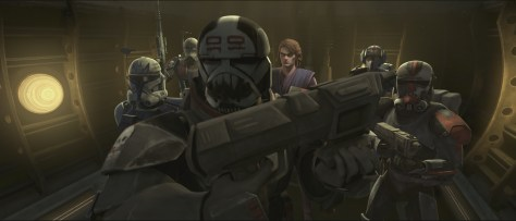 Star Wars: The Clone Wars - A Distant Echo 3