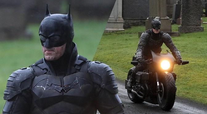 New The Batman Set Photos/Videos Emerge