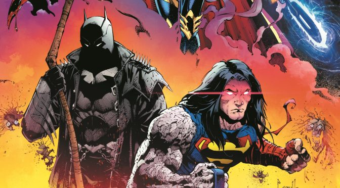 DC Comics Dark Nights: Death Metal Coming in May