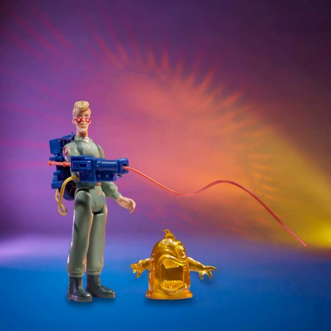 The Real Ghostbusters Egon Spengler - Kenner Hasbro Re-release 2