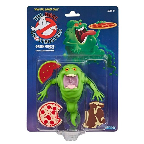 The Real Ghostbusters Slimer - Kenner Hasbro Re-release 1