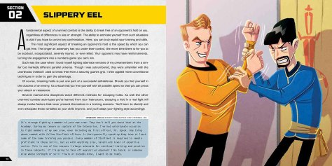 Star Trek Kirk Fu Manual - Slippery EEl