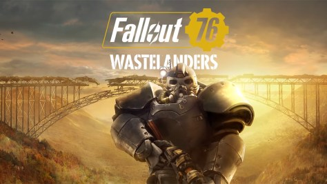 Release Date Announced For Fallout 76 Wasterlanders Update
