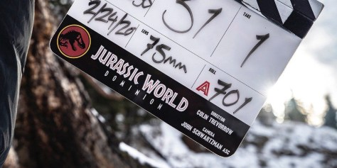 Jurassic World 3 Gets a New Title: Jurassic World Dominion