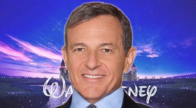 Disney Appoints Bob Chapek as CEO as Bob Iger Steps Down