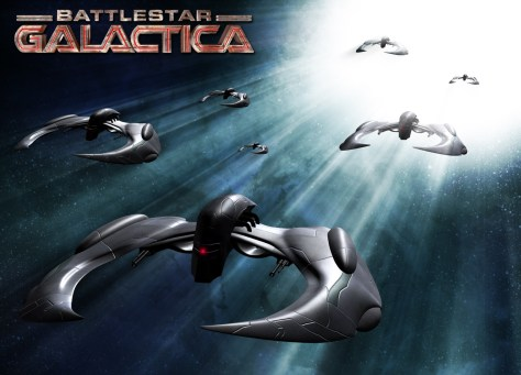 Isolation Entertainment Battlestar Galactica
