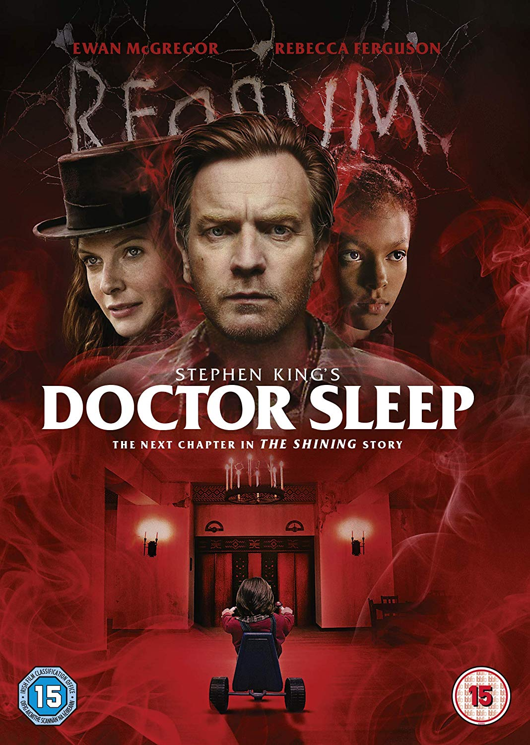 Doctor Sleep DVD Cover