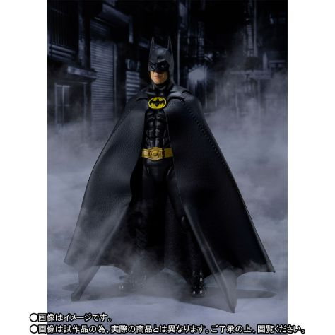 Bandai S.H. Figuarts Batman 1989 Promo Image 2