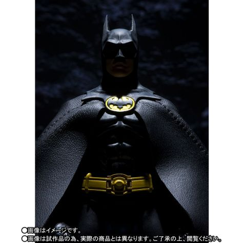 Bandai S.H. Figuarts Batman 1989 Promo Image 10