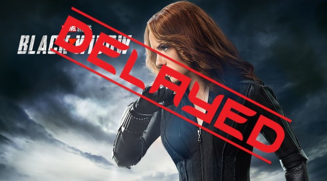 Marvel Studios' 'Black Widow' Delayed Indefinitely