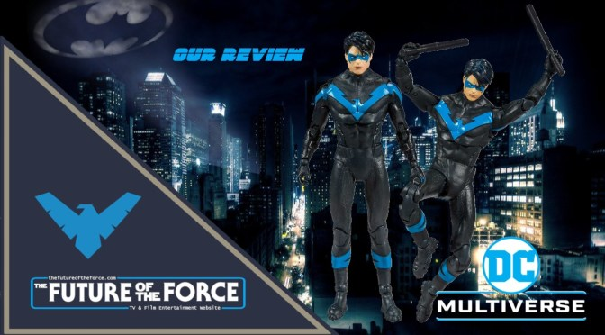 DC Multiverse Review - Nightwing (McFarlane Toys)