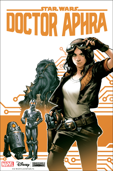 Star Wars: Doctor Aphra Cover