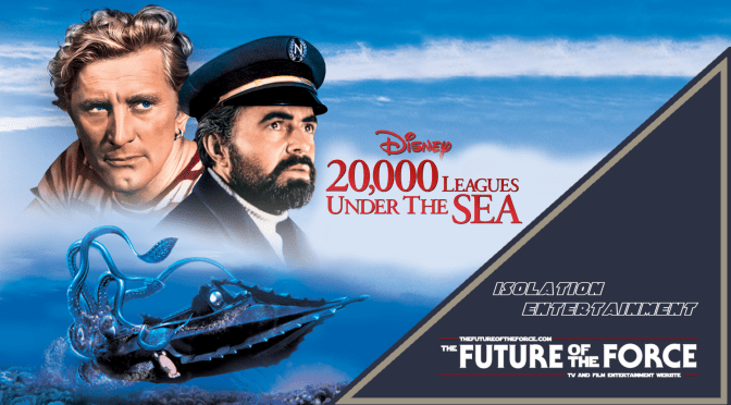 Isolation Entertainment | '20,000 Leagues Under The Sea'