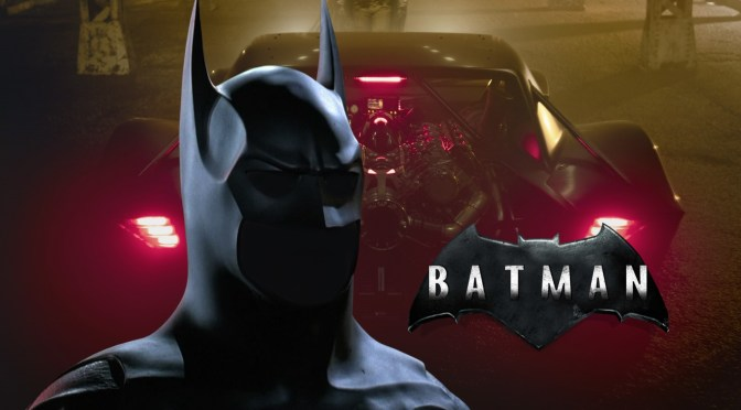 The Batman - Matt Reeves Reveals Our First Look at The Batmobile