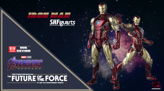 S.H. Figuarts Review | Iron Man MK-85 (Avengers Endgame)