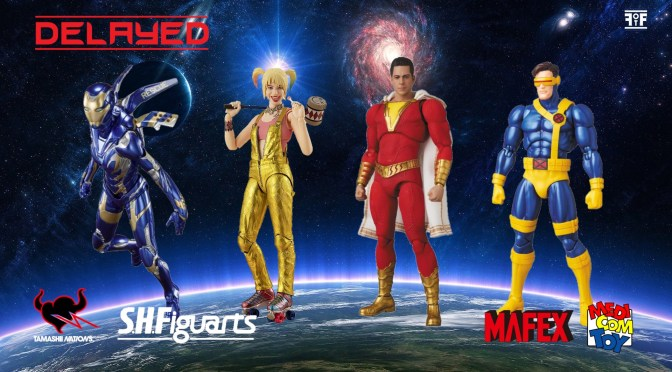 MAFEX AND S.H. Figuarts Figure Releases Delayed by the Coronavirus