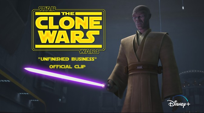 "Star Wars: The Clone Wars ""Unfinished Business"" Clip"