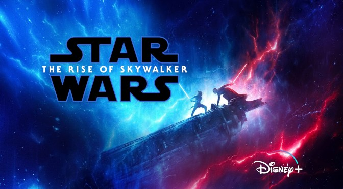 'The Rise of Skywalker' Needs To Be Available on Disney+