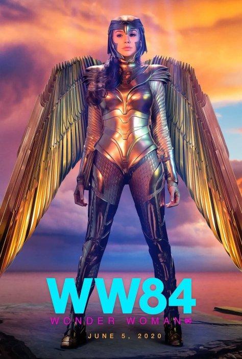 Wonder Woman 1984 Poster 2
