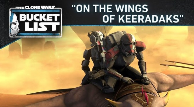 "Bucket List: ""On the Wings of Keeradaks"" 