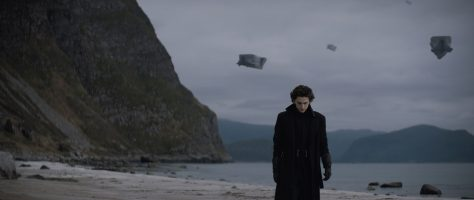Timothée Chalamet - Dune