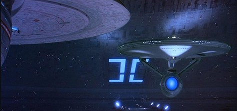 Star Trek III: The Search For Spock Spacedock