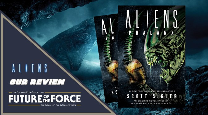 Book Review Aliens: Phalanx