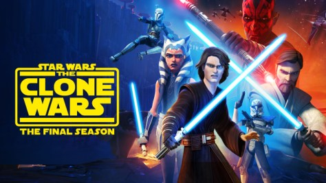 Star Wars The Clone Wars Featured