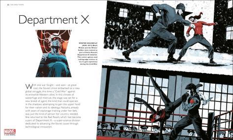 Department X
