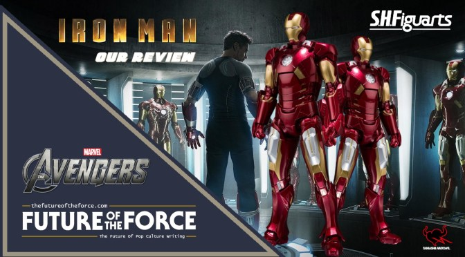 S.H. Figuarts Review | Iron Man MK-VII & Hall Of Armor (The Avengers)