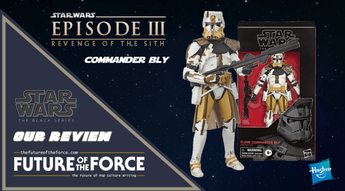 Black Series Review | Clone Commander Bly (Star Wars: Revenge Of The Sith)